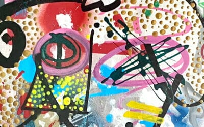 Raw paintings